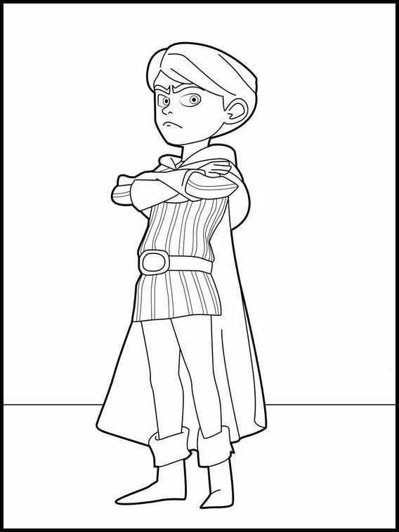 Printable Coloring Pages For Kids Robin Hood 4 Robin Hood Printable Coloring Pages Coloring Pages For Kids