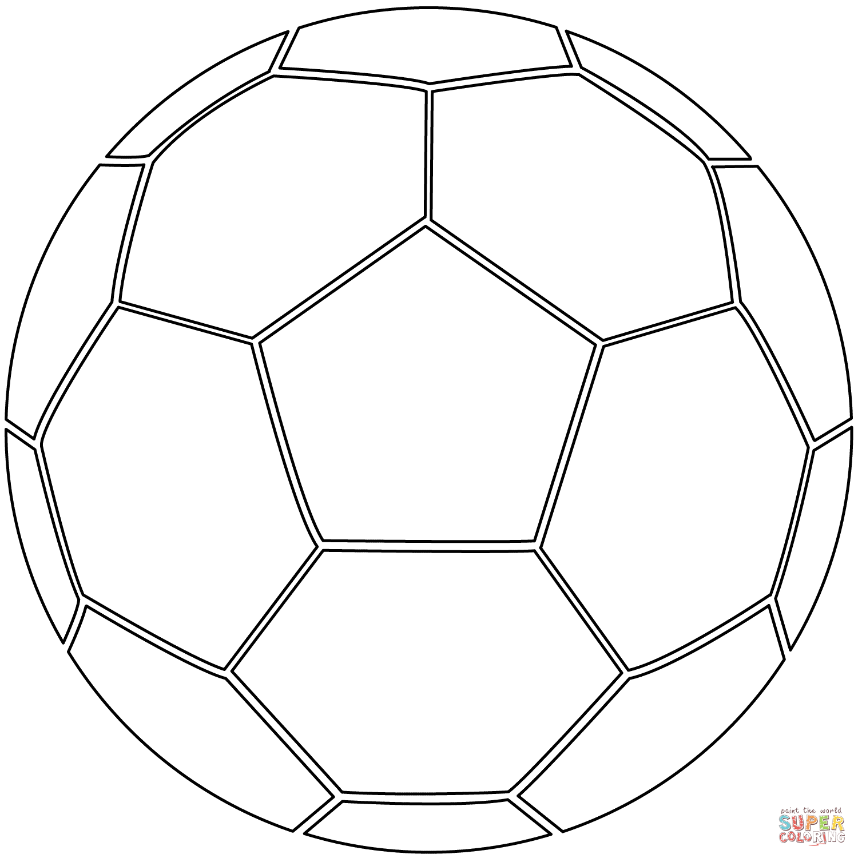 Unique Football Pictures To Colour Coloring Coloringpages Coloringpagesforkids Coloringpagesforadult Futbolnyj Myach Raskraski Besplatnye Raskraski