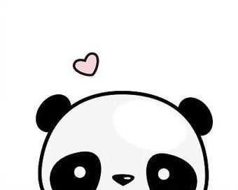 Planodefundo Panda Drawing Cute Panda Wallpaper Panda Art