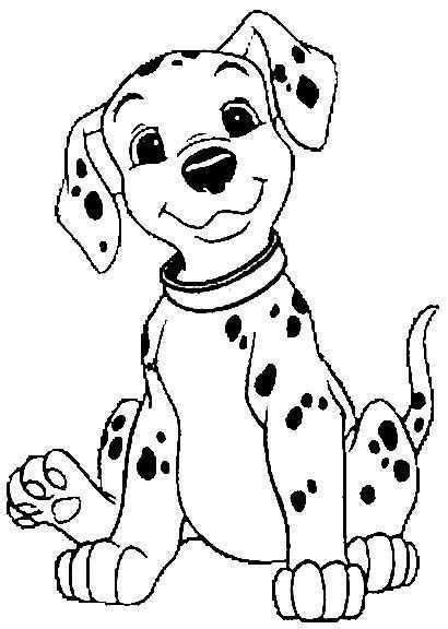 Pucci 3 Schattige Tekeningen Kleurplaten 101 Dalmatiers