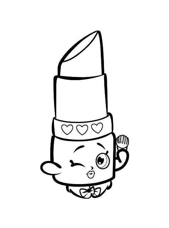 53 Coloring Pages Of Shopkins On Kids N Fun Co Uk On Kids N Fun You Will Always Find The Best Coloring Pages First Kleurplaten Shopkins Quiltpatronen