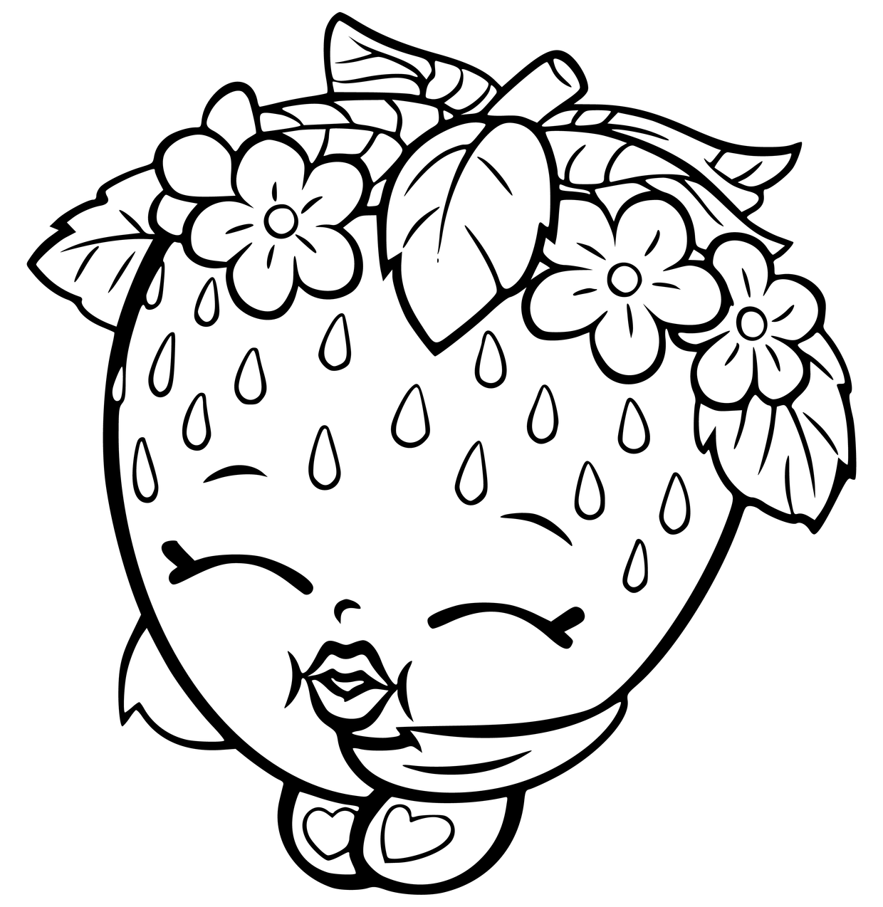 Shopkins Coloring Pages Best Coloring Pages For Kids Shopkins Colouring Pages Coloring Pages For Girls Shopkin Coloring Pages