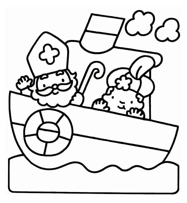 Sint En Piet Kleurplaat Concept Kleurplaat Sinterklaas Peuters Nt79 Aboriginaltourismontario Sintenpiet Sint E Sinterklaas Knutselen Sinterklaas Zwarte Piet