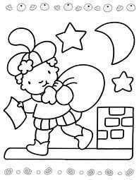 Zwarte Piet Kleurplaat Google Search Sinterklaas Knutselen Sinterklaas Kerstkleurplaten