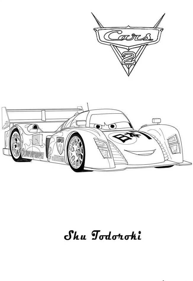 Cars Free Printable Coloring Pages Coloring Pages Cars Coloring Pages Printable Coloring Pages