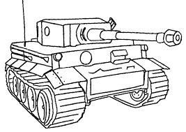 Afbeeldingsresultaat Voor Coloring Pages Tiger Tank Tiger Tank Vehicle Logos Color