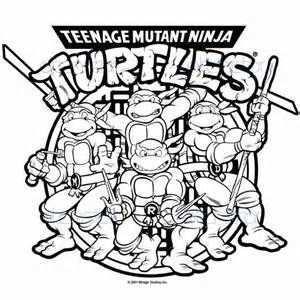 Happy Birthday Teenage Mutant Ninja Turtles Coloring Page Turtle Coloring Pages Ninja Turtle Coloring Pages Ninja Turtle Drawing