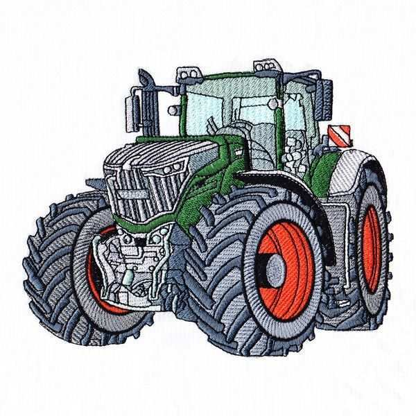 Fendt 1050 Tractor 5x5 Free Machine Embroidery Designs Machine Embroidery Designs Machine Embroidery