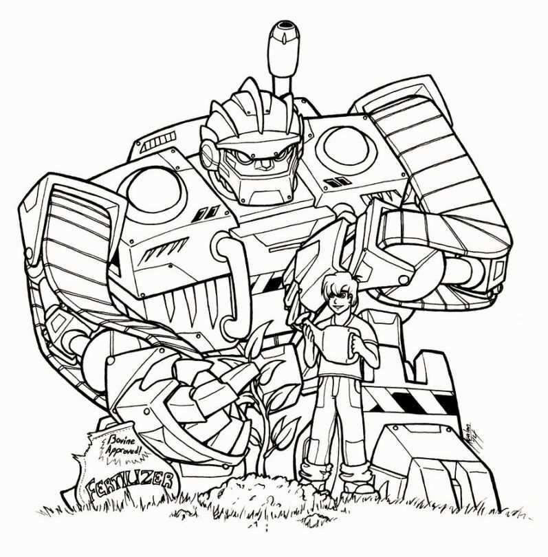 Transformer Rescue Bots Coloring Pages Transformers Rescue Bots Coloring Pages Transformers Coloring Pages