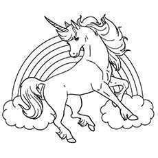 Unicorn Coloring Page Horse Coloring Pages Unicorn Printables Unicorn Pictures