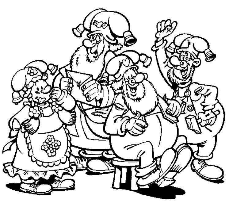 Plop The Gnome Kleurplaten 30 Kleurplaten Voor Kinderen Kleurplaten Voor Kinderen