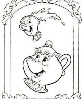 Beauty And The Beast Coloring Book A Coloring Book With 12000 Free Printable Coloring Pages For C Disney Coloring Pages Cartoon Coloring Pages Coloring Books