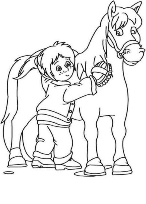 Tiere 172 Ausmalbilder Fur Kinder Malvorlagen Zum Ausdrucken Und Ausmalen Malvorlagen Pferde Ausmalbilder Malvorlagen