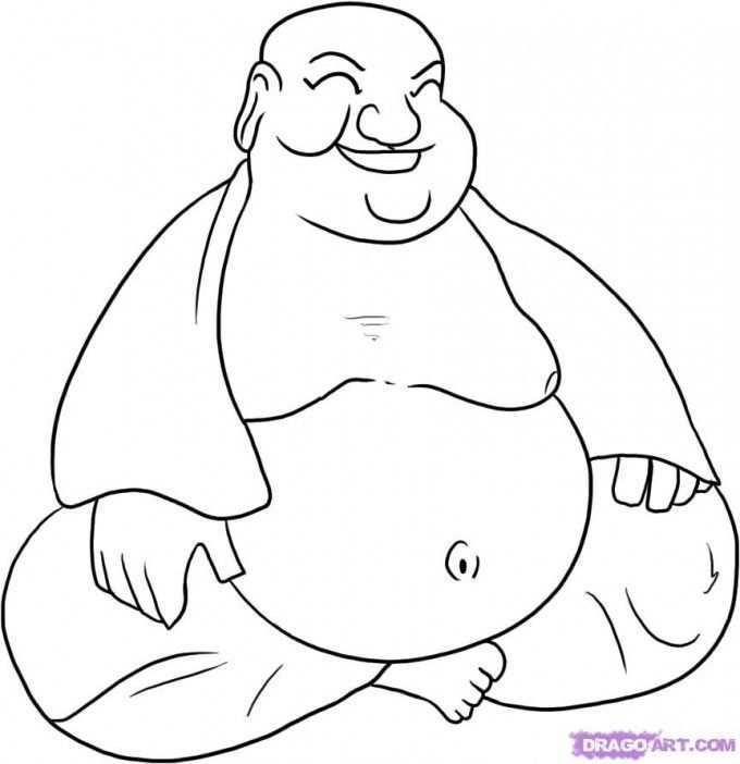 Kleurplaat Boeddha Google Zoeken Boeddha Dingen Om Te Tekenen Kleurplaten