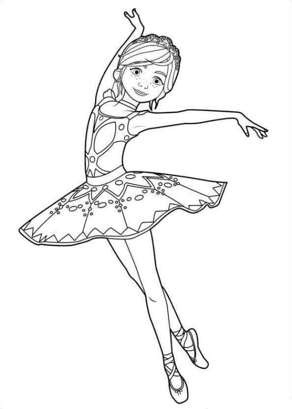 Felicie Dans Kleurplaat Dans Ballet Kleurplaat Ballerina Leukmetkids Kleurplaten Gratis Kleurplaten Boek Bladzijden Kleuren
