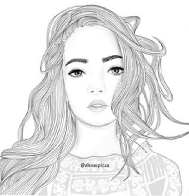 Pinterest Brittesh18 Meisjes Tekenen Meiden Tekeningen Coole Tekeningen