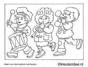 Kleuteridee Jaap Kramer Muziek Thema Kunst Muziek