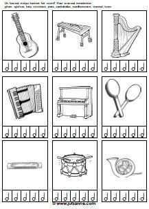 Thema Muziek Kleurplaten Google Zoeken Muziek Downloaden Muziek Werkbladen Muziek