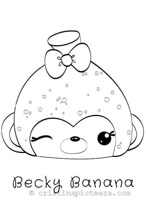 Num Noms Coloring Pages Coloring Sheets With Num Noms Cute Coloring Pages Coloring Pages Cool Coloring Pages