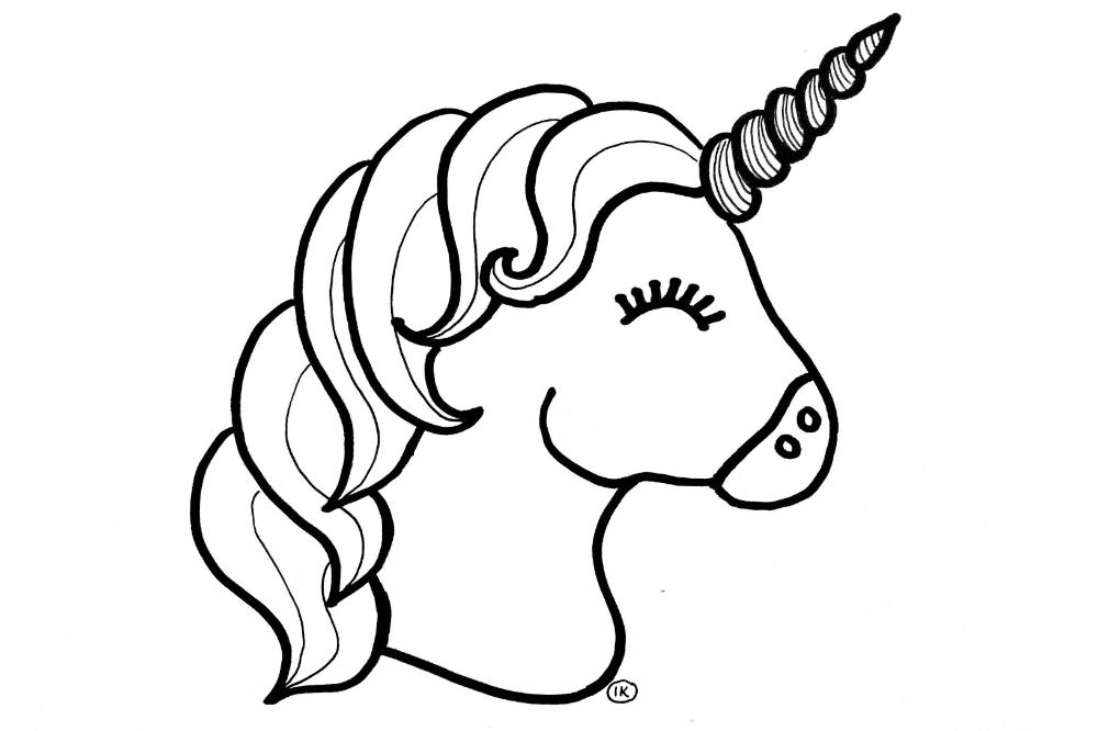 Kleurplaten Van Paard
