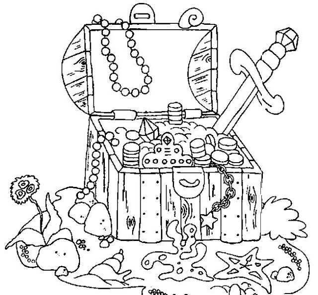 Pin Van Helen Silverstein Op Coloring Pages Piraten Piratenfeest Schatkaarten