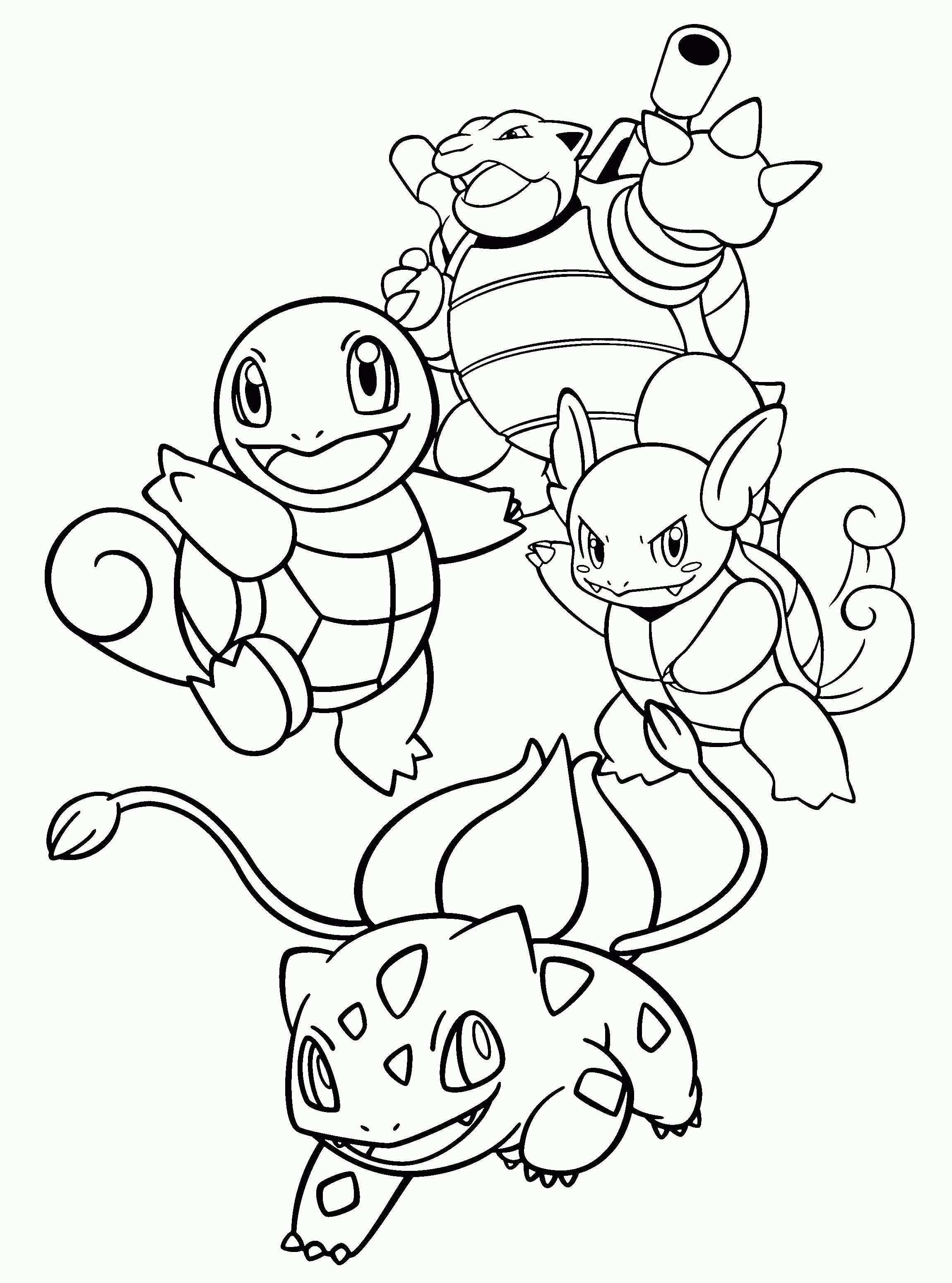Coloring Pages With Squirtle Page Napisy Kleurplaat Pokemon Kleurplaten Pokemon Afbeeldingen Pokemon