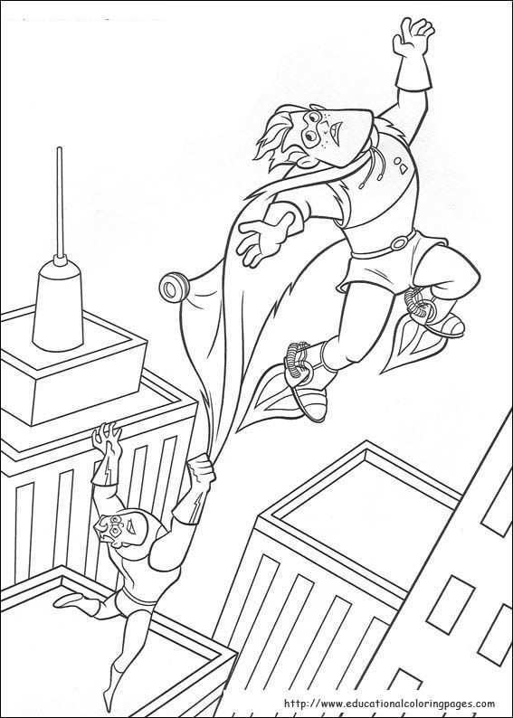 The Incredibles 02 Unicorn Coloring Pages Disney Coloring Pages Mermaid Coloring Pages