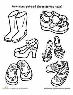Schoenen Kleurplaat Google Zoeken Schoenen Schoenenwinkel Winkel Kleding
