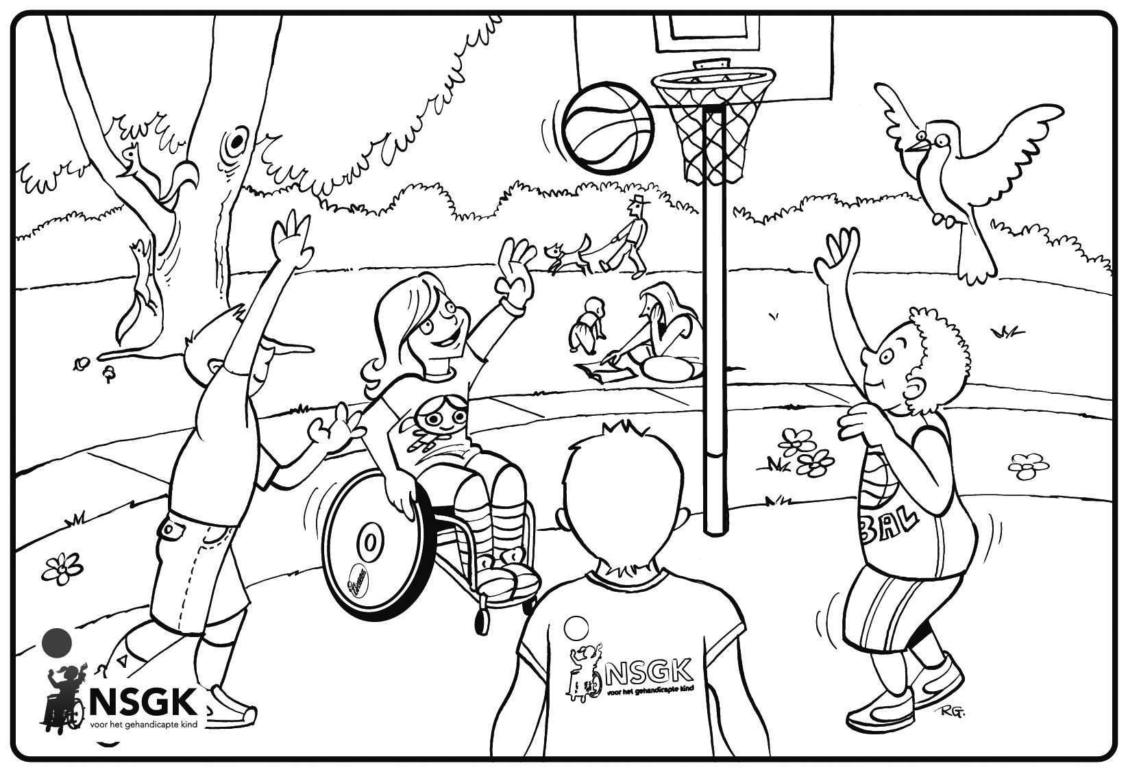 Pin By Vera Malfroy On Thema Sport Allerlei Sports Theme Easy Drawings Coloring Pages