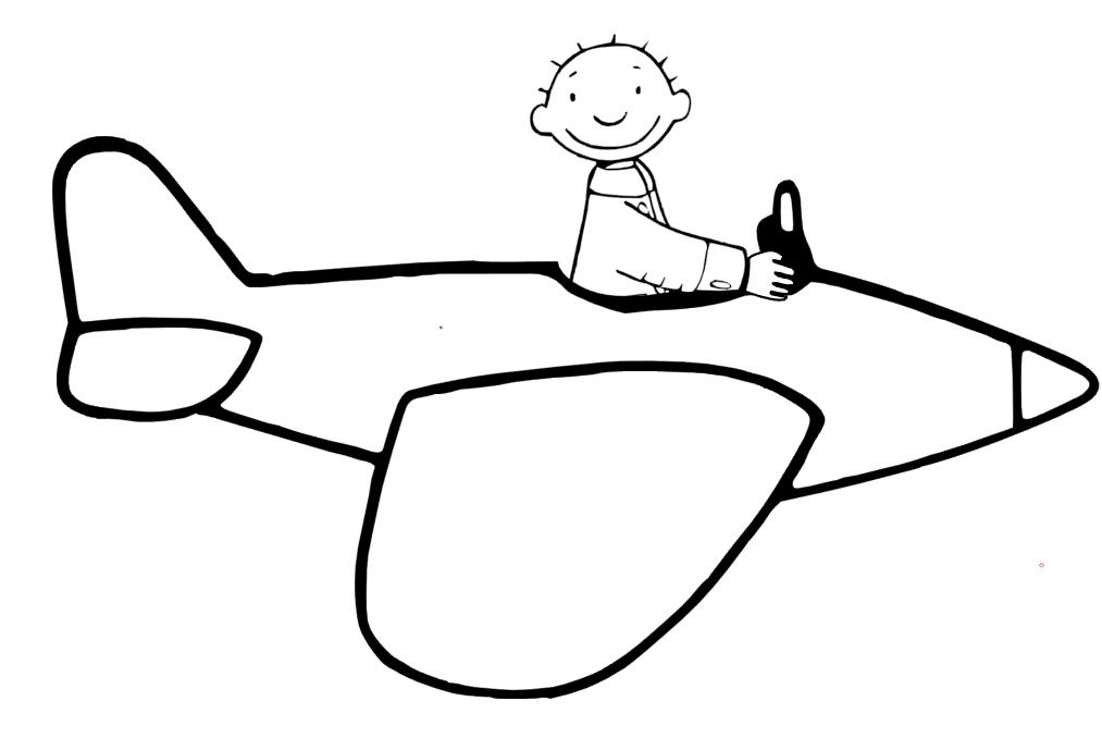 Jules Vliegt Thema Vliegtuig Knutselen Peuter Thema