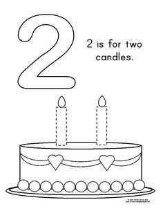 Afbeeldingsresultaat Voor Taart Kleurplaat Met 5 6 Kaarsen Feestideeen Activiteiten Verjaardag