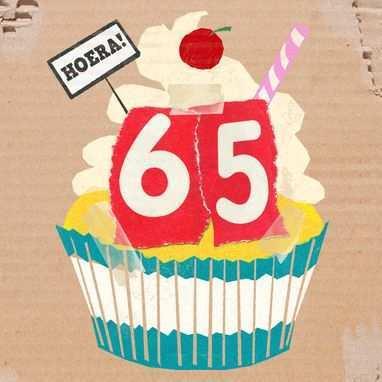 Pin Van Mega Cindy2020 Op Amazing 60 65 Kaarten Speciale Verjaardag Teksten