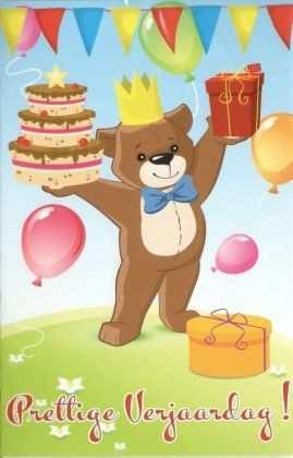 Schattige Verjaardagskaartjes Voor Kinderen Verjaardagskaart Verjaardagskaarten Voor Kinderen
