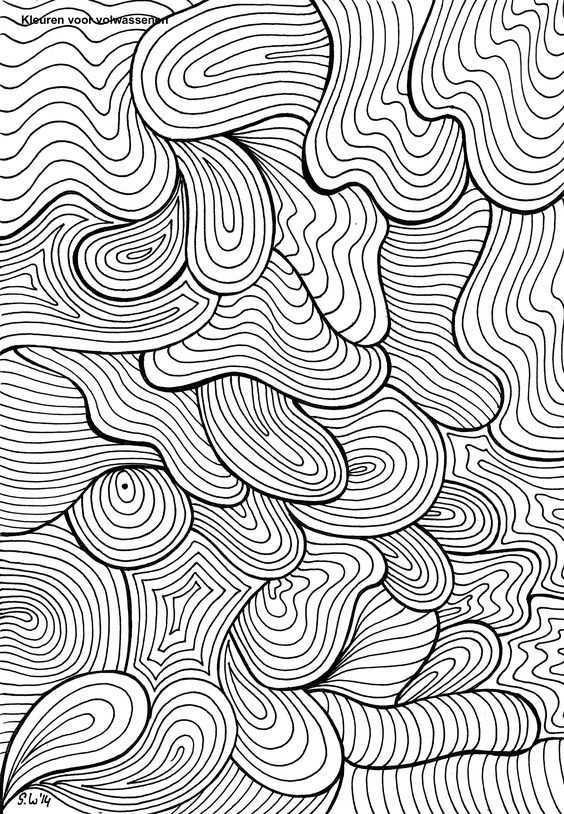 Coloring For Adults Kleuren Voor Volwassenen Mandala Coloring Pages Colouring Pages Coloring Pages