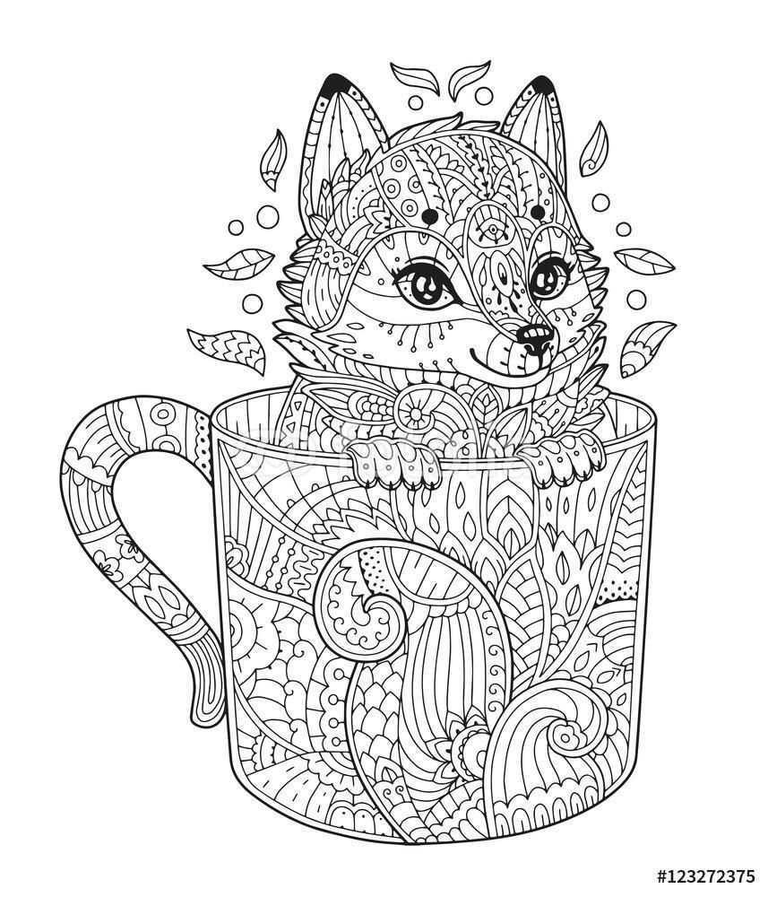 Afbeeldingsresultaat Voor Stempeltjes Katten Mandala Kleurplaten Dieren Kleurplaten Kleurboek