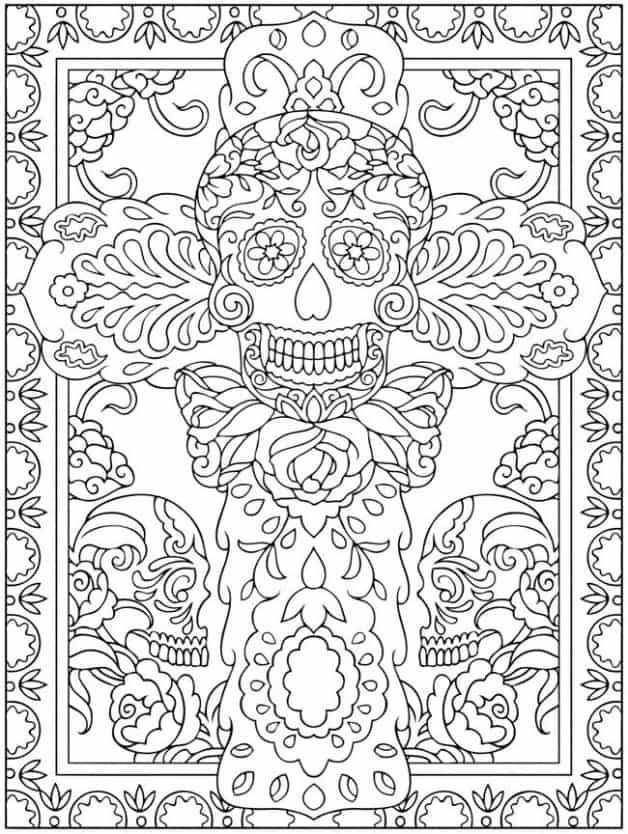 60 Kleurplaten Voor Volwassenen Gratis Te Printen Topkleurplaat Nl Abstracte Kleurplaten Kleurplaten Mandala Kleurplaten