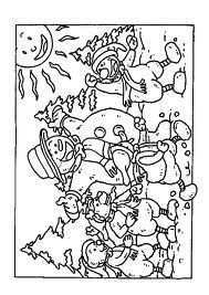 Winter Kleurplaat Sports Coloring Pages Coloring Pages Colorful Drawings