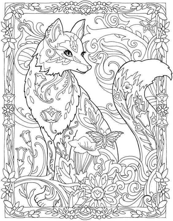 Vitejte Na Dover Publications Mandala Kleurplaten Abstracte Kleurplaten Dieren Kleurplaten