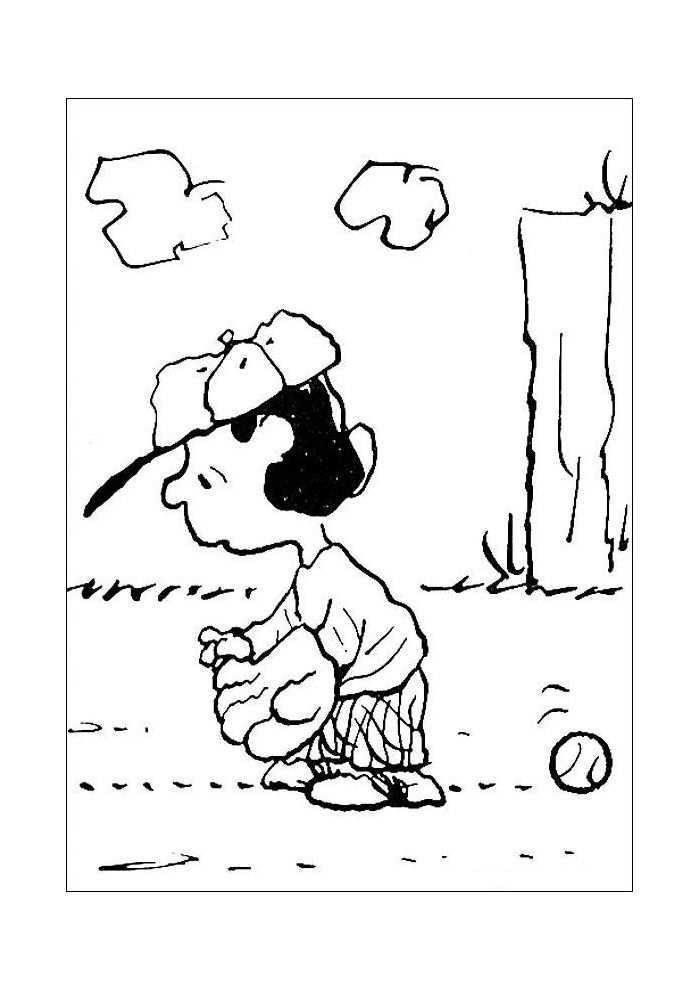 Pin Op Snoopy