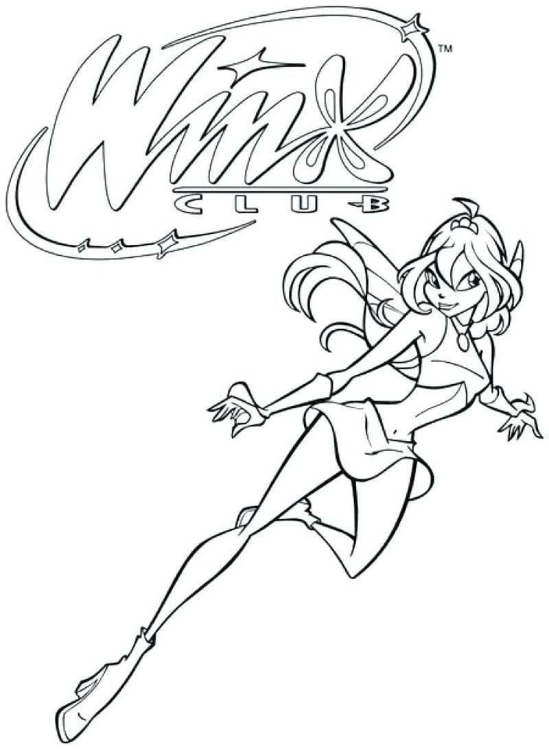 Winx Club Believix Coloring Pages Fairy Coloring Pages Super Coloring Pages Coloring Pages For Kids
