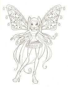 Fairy Coloring Pages Winx Club Fairy Coloring Pictures Fairy Coloring Pages Fairy Coloring Cartoon Coloring Pages