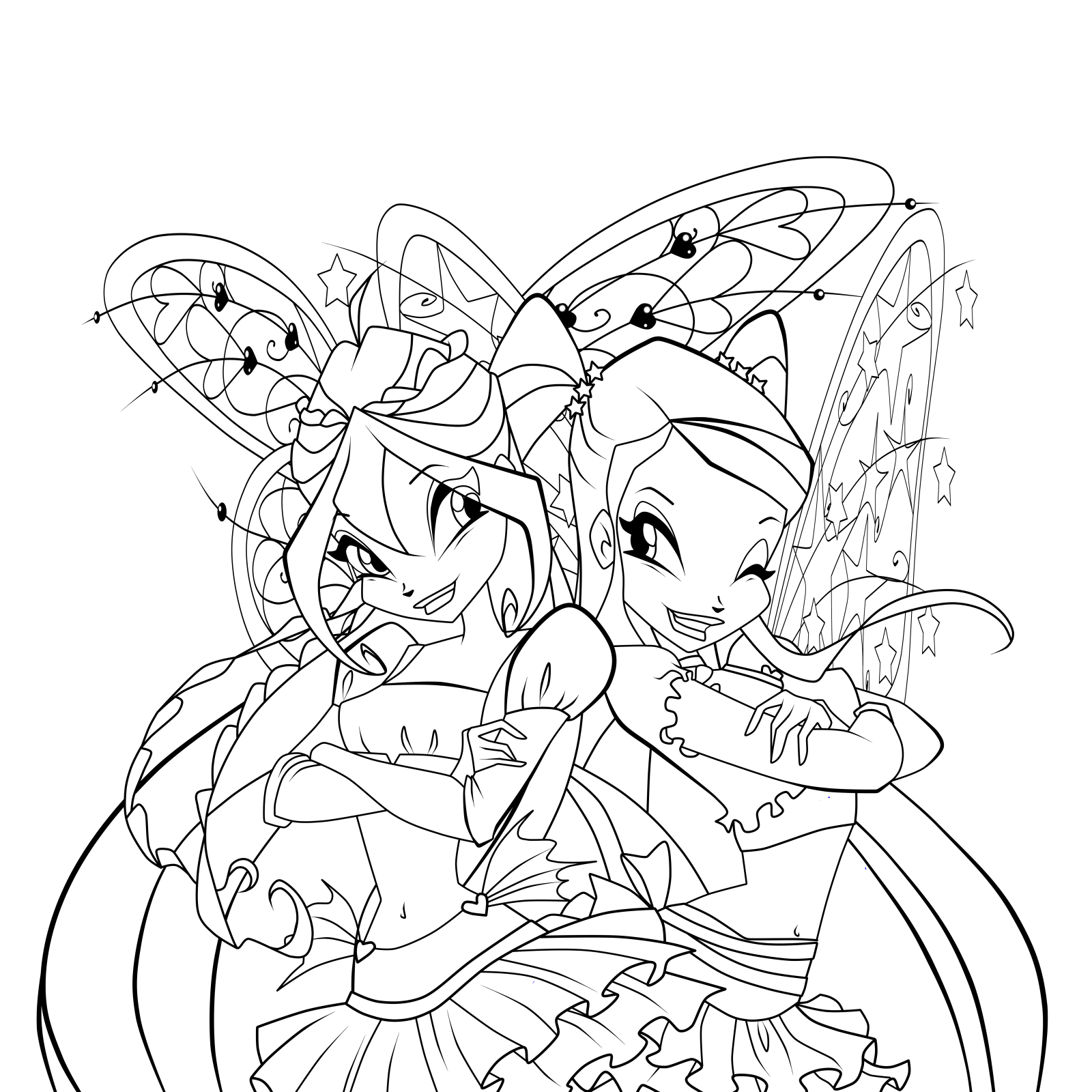 Image Result For Winx Club Harmonix Coloring Pages Disney Coloring Pages Coloring Pages Winx Club