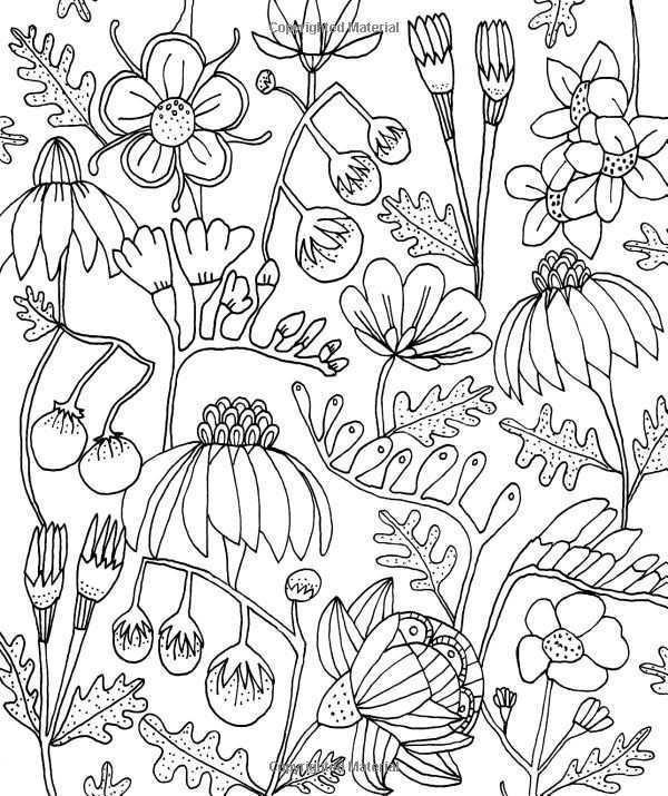 Pin Van Yafi Krae Op Coloring Pages Bloemen Tekenen Bomen Tekenen Kleurplaten