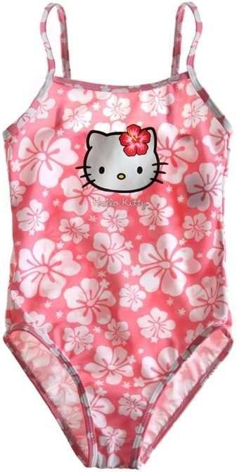 Pin Van Cartoonz Online Kinderkleding Op Hello Kitty Kinderkleding Hello Kitty Badpak Bikini S