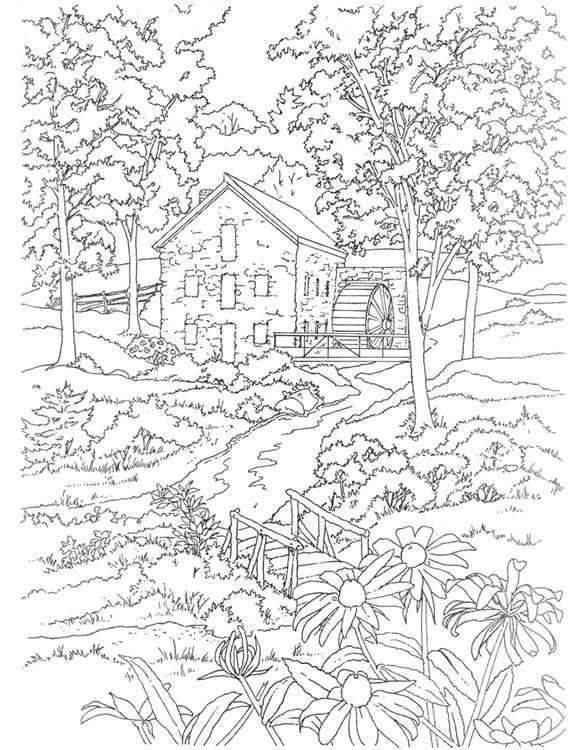 Welcome To Dover Publications Kleurplaten Mandala Kleurplaten Kleurboek