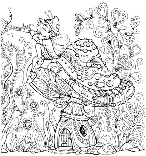 Garden Coloring Pages Coloring Garden Pages In 2020 Garden Coloring Pages Fairy Coloring Pages Coloring Pages