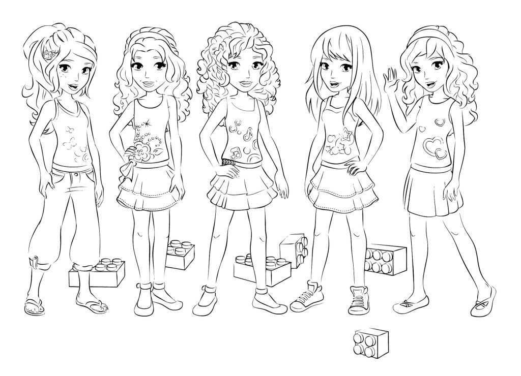 Lego Friends Coloring Pages Lego Friends Birthday Party Lego Friends Birthday Lego Coloring Pages