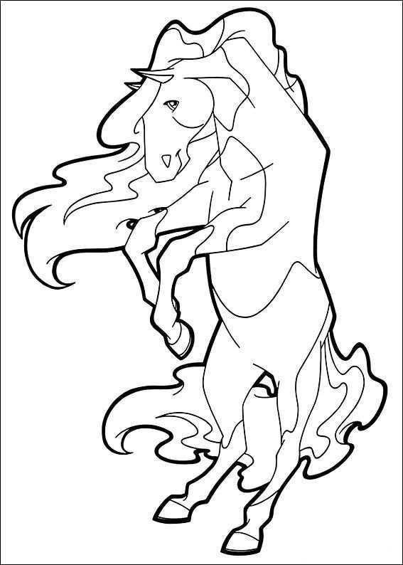 Horseland Kleurplaten 17 Kleurplaten Voor Kinderen Paard Tekeningen Kleurplaten