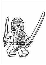Tekeningen Printen Lego Ninjago4 Lego Kleurplaten Kleurboek Kleurplaten