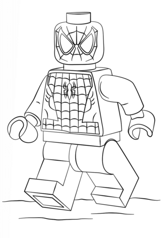 Lego Spiderman Coloring Page Visit To Grab An Amazing Super Hero Shirt Now On Sale Spiderman Coloring Avengers Coloring Pages Lego Coloring Pages